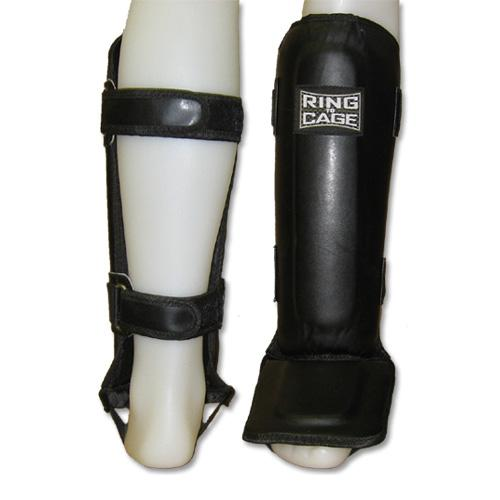 Ring To Cage Muay Thai Professional Shin & Instep Guards